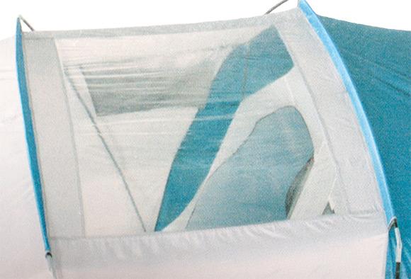 4uniq Zelt : Großraumzelt für personen wassersäule mm