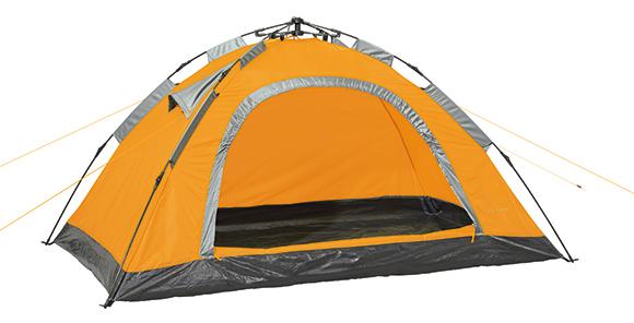 Zelt Schnellaufbau 4 Personen : Uniq schnellaufbau zelt für personen campingzelt