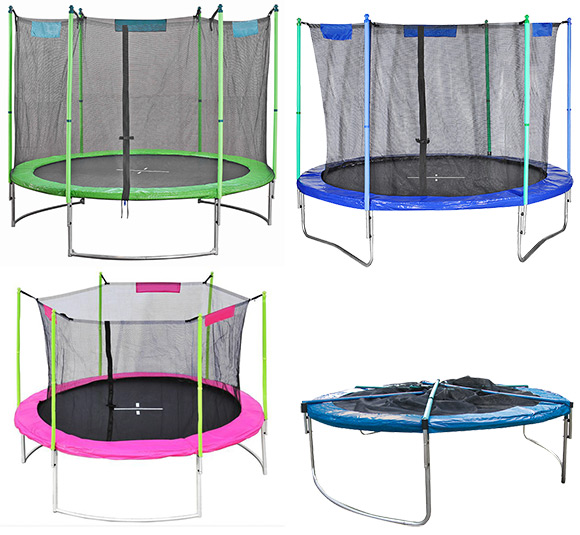 hammer 4 hudora trampolin modelle 2013 2014 300 305 zur auswahl ebay. Black Bedroom Furniture Sets. Home Design Ideas
