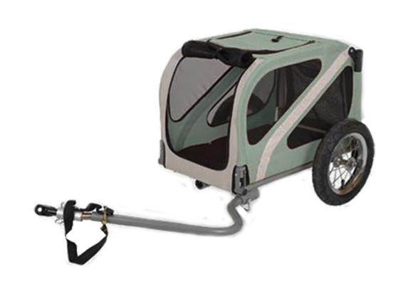 kranich mini fahrrad hundeanh nger u jogger monz 66013 ebay. Black Bedroom Furniture Sets. Home Design Ideas