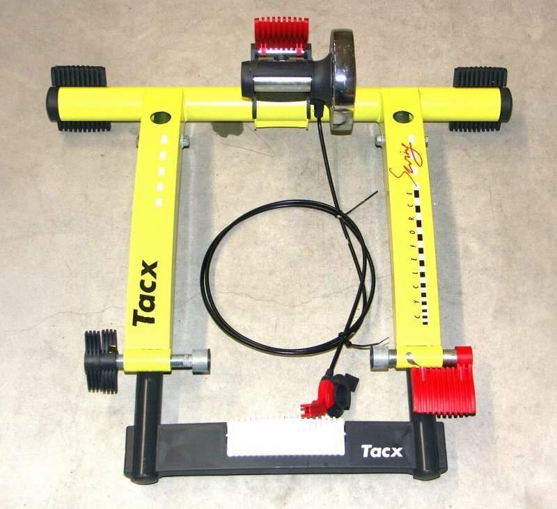Demogerät: Tacx Cycleforce Swing T1460