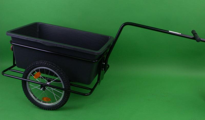 roland big boy 90l lastenanh nger fahrrad anh nger ebay. Black Bedroom Furniture Sets. Home Design Ideas
