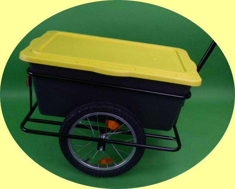 roland big boy 90l lastenanh nger fahrrad anh nger. Black Bedroom Furniture Sets. Home Design Ideas
