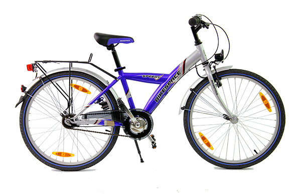 bikespace kinder jugendrad fahrrad speedy 24 zoll. Black Bedroom Furniture Sets. Home Design Ideas