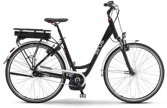 staiger ebike e bike sinus b1 rh46 einrohr wave 28 bosch. Black Bedroom Furniture Sets. Home Design Ideas