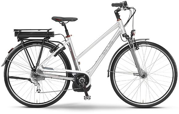 staiger ebike e bike sinus b2 rh48 damen wave 28 bosch. Black Bedroom Furniture Sets. Home Design Ideas