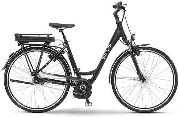 staiger ebike e bike sinus b3 uvp 2299 einrohr 28 bosch. Black Bedroom Furniture Sets. Home Design Ideas