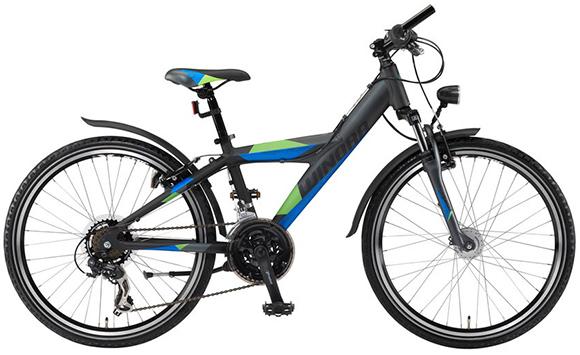 winora kinder jugendrad fahrrad ruff rider y mtb 24. Black Bedroom Furniture Sets. Home Design Ideas