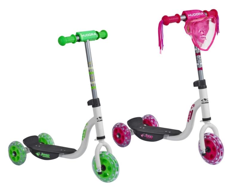 modell 2012 roller kiddyscooter joey 3 0 pink o gr n hudora roller scooter ebay. Black Bedroom Furniture Sets. Home Design Ideas