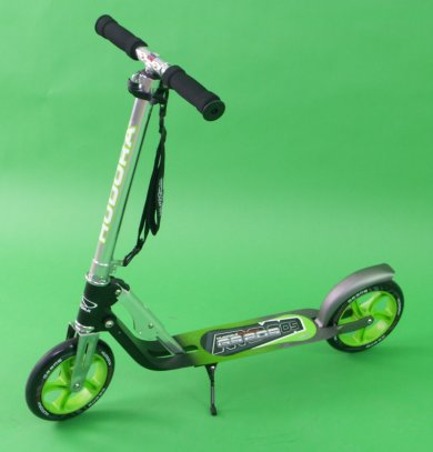 hudora big wheel 205 roller scooter cityroller 10farben ebay. Black Bedroom Furniture Sets. Home Design Ideas