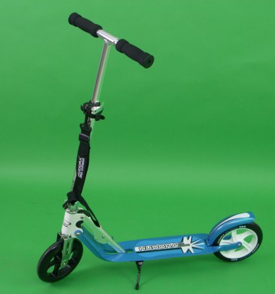 hudora big wheel 205 roller scooter cityroller 10farben ebay. Black Bedroom Furniture Sets. Home Design Ideas
