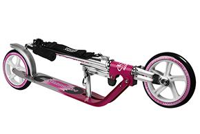 hudora big wheel 205 magenta scooter roller extra gro e. Black Bedroom Furniture Sets. Home Design Ideas