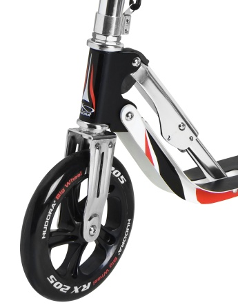 sommeraktion hudora big wheel rx 205 racing rx205 mc roller scooter ebay. Black Bedroom Furniture Sets. Home Design Ideas