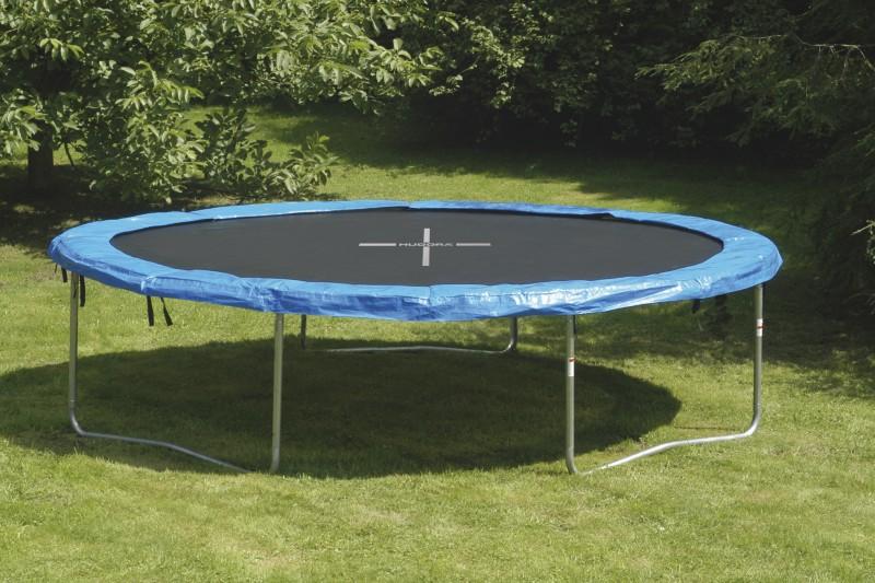 ausstellungsst ck hudora trampolin 200 cm ohne netz ebay. Black Bedroom Furniture Sets. Home Design Ideas