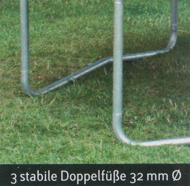 hudora trampolin 200 cm mit netz gartentrampolin ebay. Black Bedroom Furniture Sets. Home Design Ideas