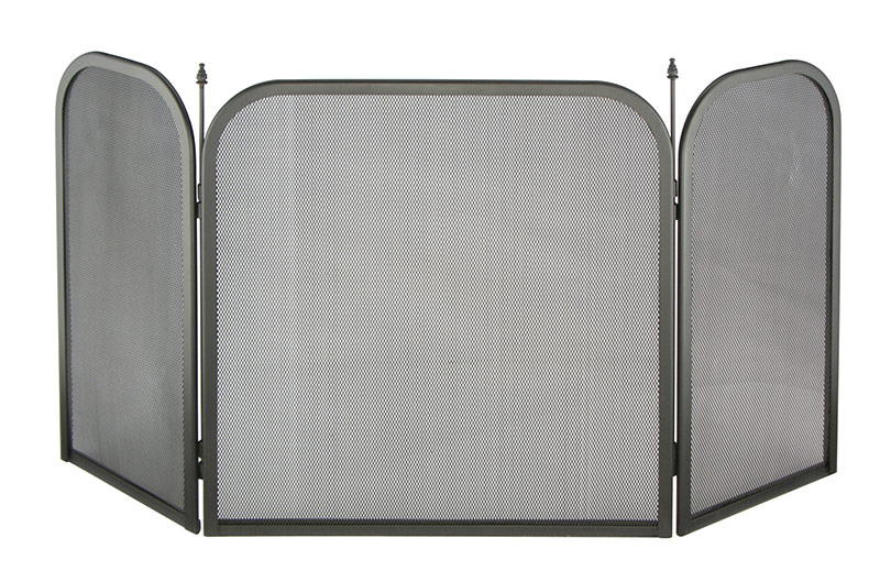 luxus kaminfunkenschutz kamin funkenschutz garnitur kamingarnitur metall neu ovp ebay. Black Bedroom Furniture Sets. Home Design Ideas