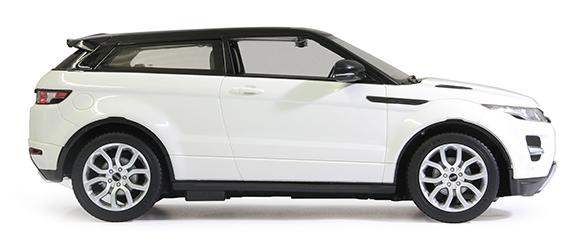 rc 1 14 jamara range rover evoque weiss detailliertes modellauto 404466 ebay. Black Bedroom Furniture Sets. Home Design Ideas
