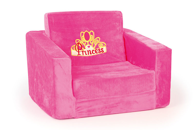 bayer design kindersessel schlafsofa sessel liegesofa rosa. Black Bedroom Furniture Sets. Home Design Ideas