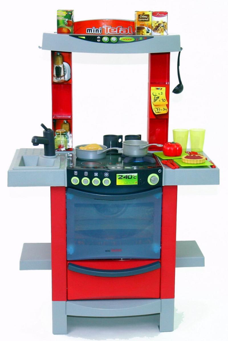 Mini Tefal Electronic Küche smoby Kinder Spielküche + Zubehör